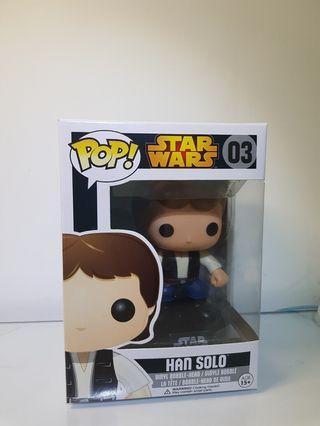 🚚 Han Solo Funko Pop