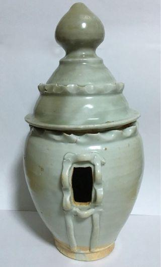 Song Dynasty Qingbai Grain Vase