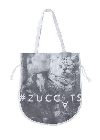 🐱日本直送 ZUCCa 貓貓索繩袋 ZUCCATS BAG🐱