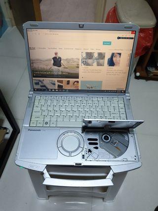 Panasonic CF-F8 C2D 2.26GHz 3GB 128GB SSD