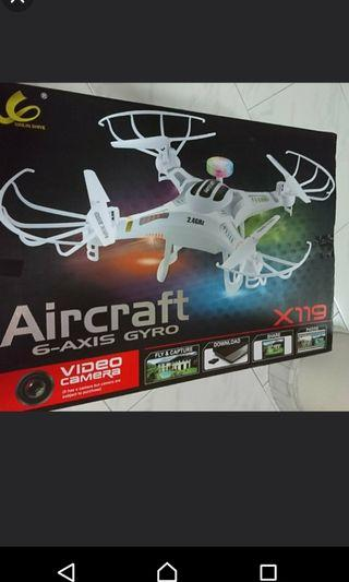 50% Off Retail price! XINLIN Aircraft 6-Axis Gyro Drone