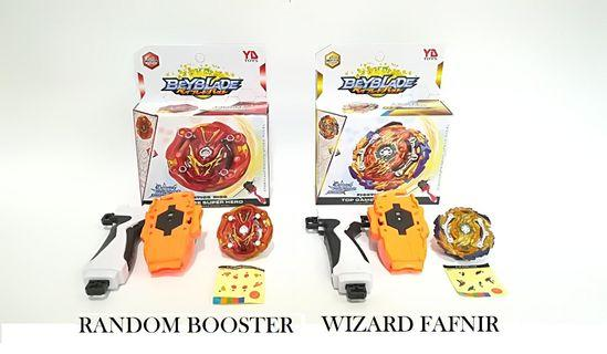 Beyblade With STring Launcher