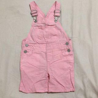 🚚 BabyGap吊帶褲 18-24M 二手 9成新