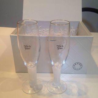 Champagne Glasses 香檳杯 Franc Franc