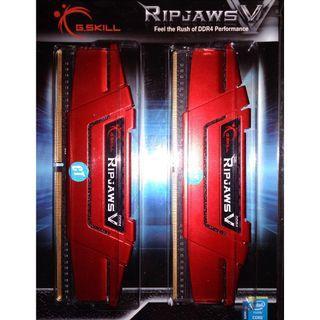 G.SKILL RIPJAWS-V 16GB DDR4 2666Mhz Rams
