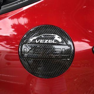 Honda vezel Carbon fibre fuel cover accessories