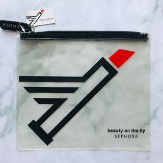 Sephora Collection Beauty on the Fly Pouch