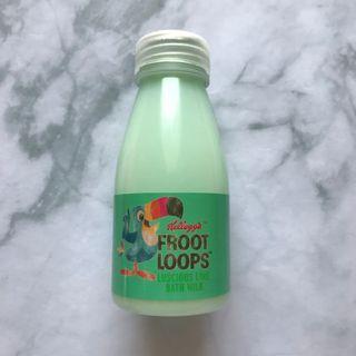 Mad Beauty Kellogg's VintageKellogg's Milk Bath - Luscious Lime