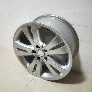 """Mercedes 17"""" Original Rim"""