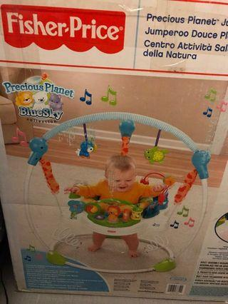 Fisherprice Precious Planet Jumperoo