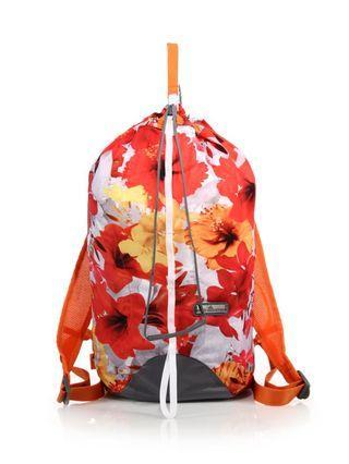 🚚 Stella McCartney packable floral bagpack