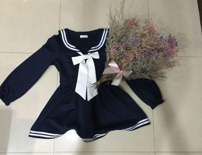 日本女高校水手服