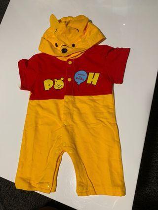 🚚 BNIB Disney Winnie Pooh Baby Jumpsuit