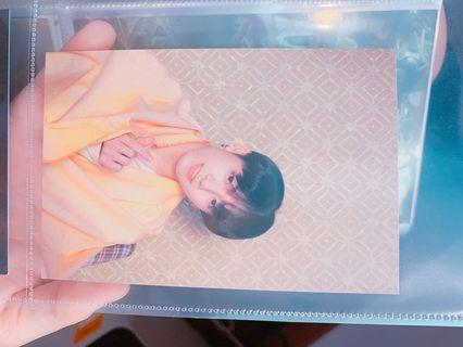 bts persona map of the soul postcard : jungkook