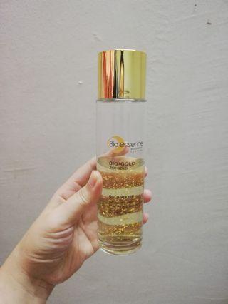 Inc pos Bio essence gold water