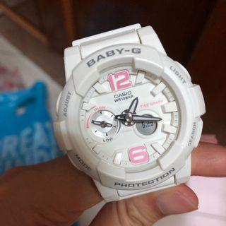 <現貨免運>Casio Baby-G錶 白色