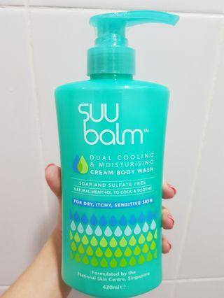BNIP Suu Balm Cream Body Wash