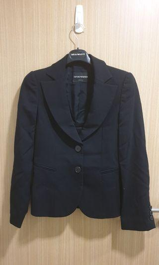 Black blazer (Emporio Armani)