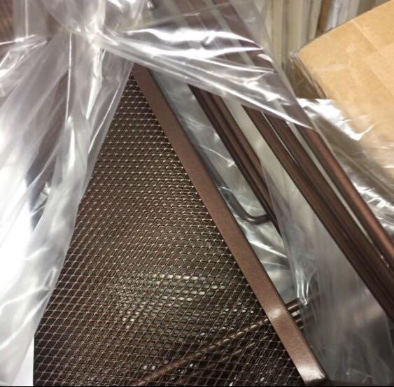 可移動三層網籃儲物架雜物架收納架置物架