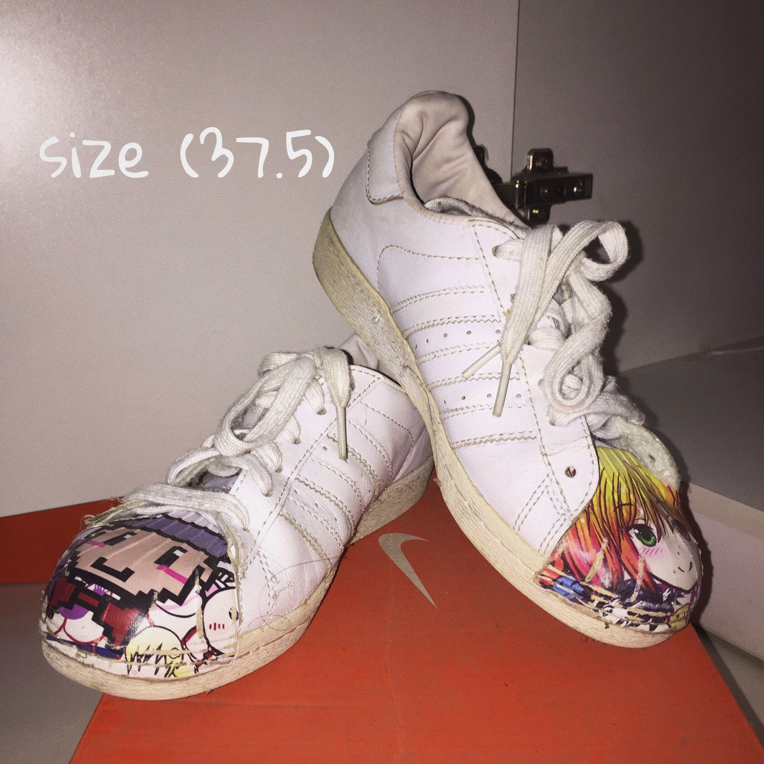 Adidas superstar, Women's Fashion, Women's Shoes on Carousell
