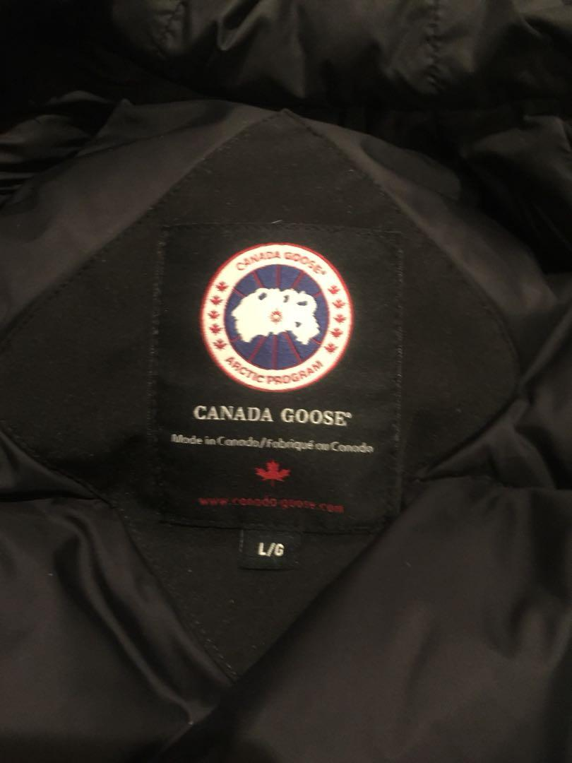 Authentic Canada goose coat
