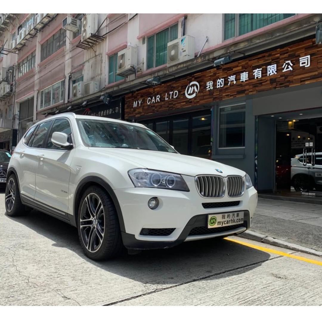 BMW X3 XDRIVE35IA 2011