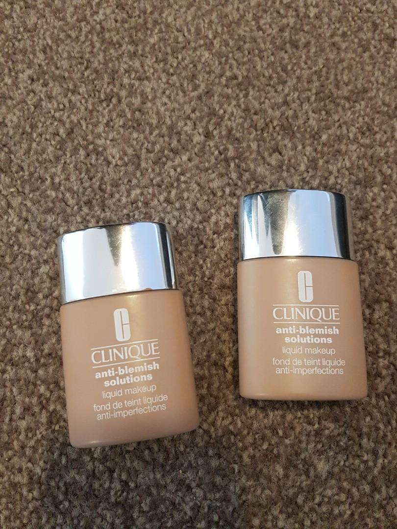 Clinique Anti Blemish Solutions Liquid Makeup number 4 Fresh Vanilla