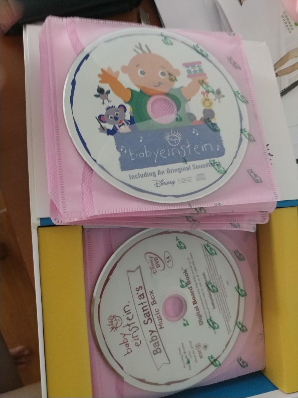 Disney DVD babyeinstein