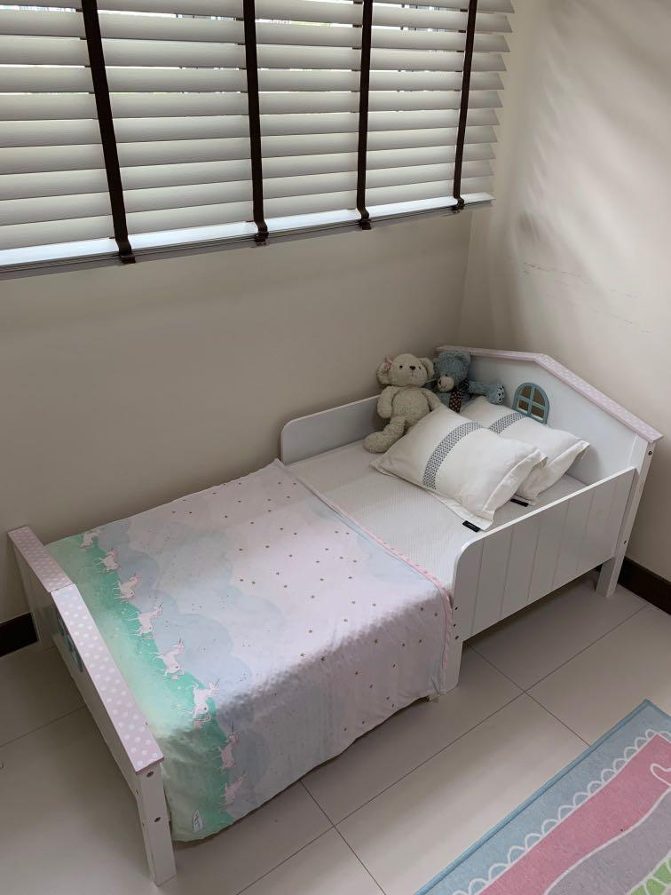 Piccolo House Dollhouse Toddler Bed On Carousell