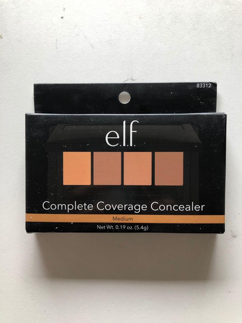 Elf Medium Concealer Palette