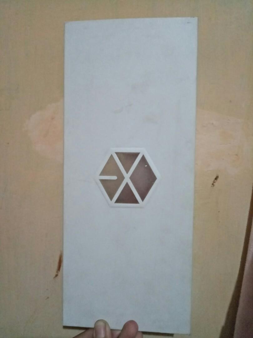 EXO OFFICIAL LIGHTSTICK VER. 2 ORIGINAL SM ENTERTAINMENT
