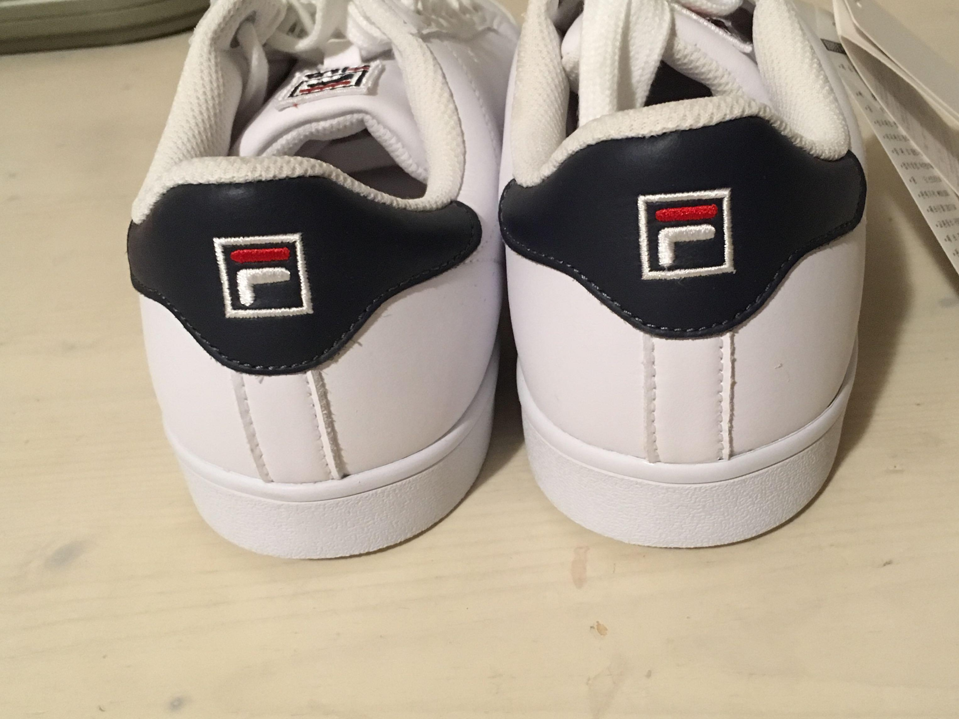 FILA COURT DELUXE TENNIS SHOES BRAND NEW WITH TAGS