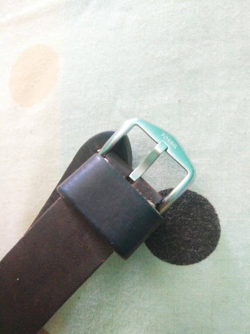 Jam tangan fossil fs5329 unisex