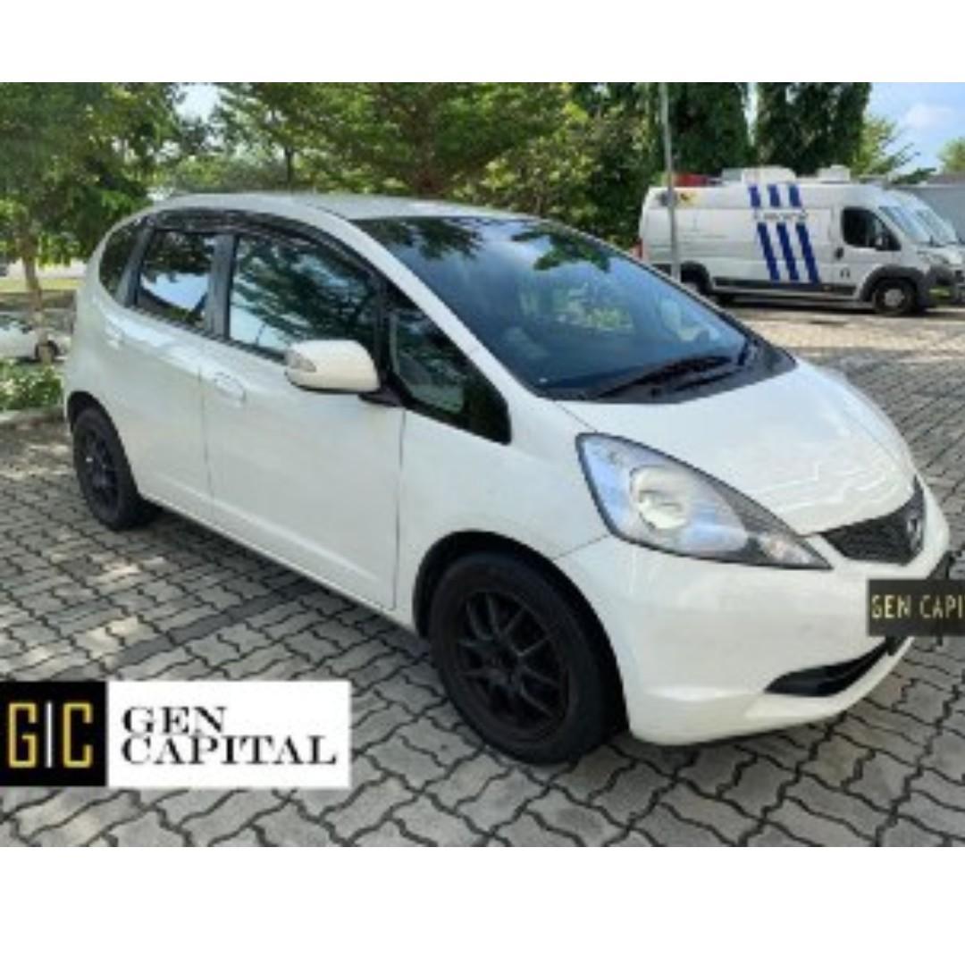 Honda Fit • Grab Gojek Ryde Tada & Non PHV Car Rental