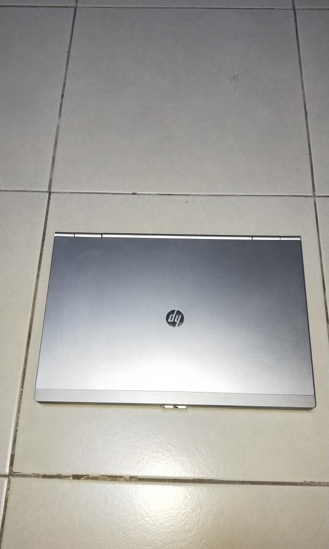 HP EliteBook 8470P, (No Display When Power On, Caps Lock Light Blinking)