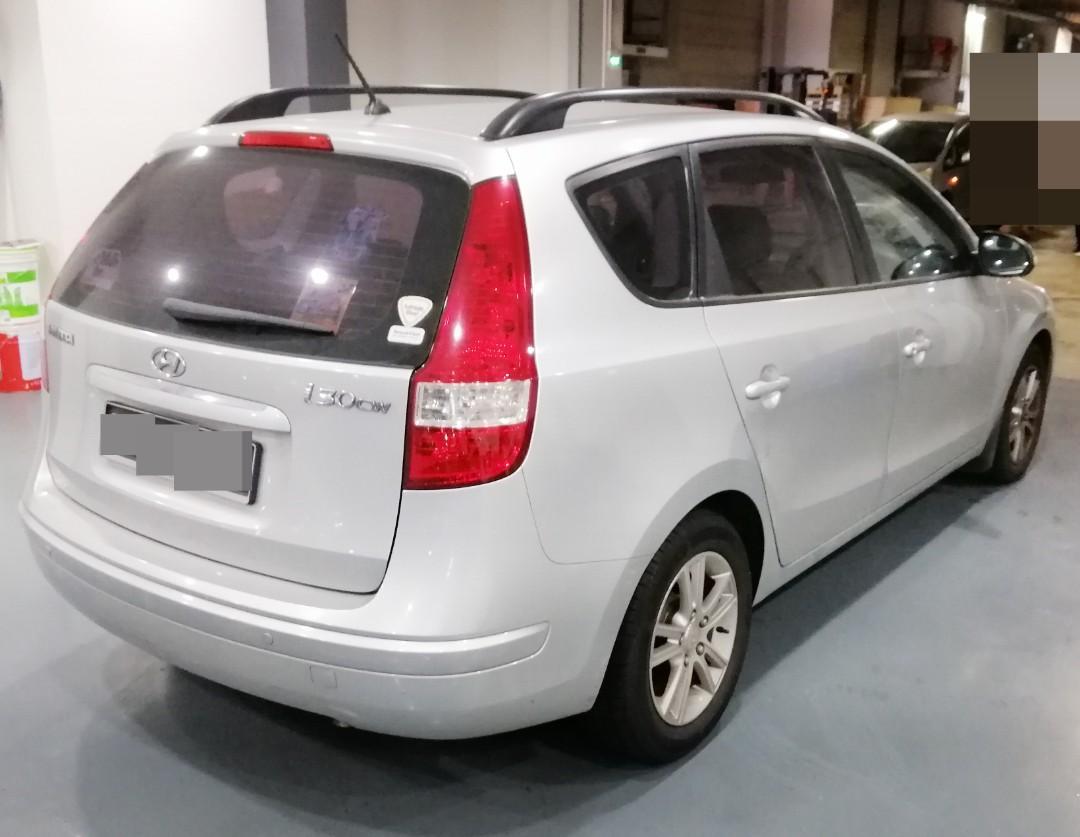 Hyundai i30 for Rent!