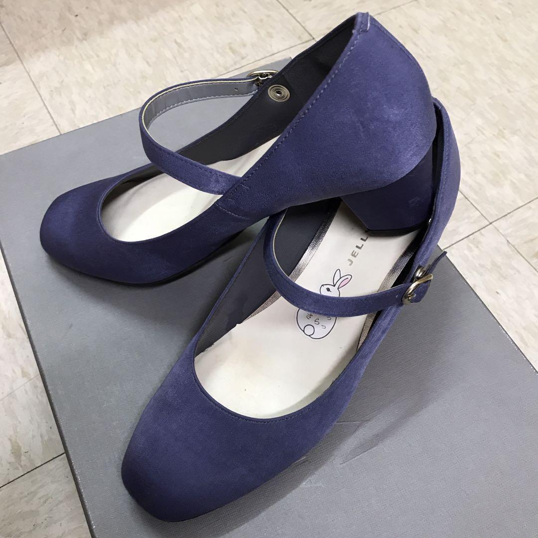 Jelly Beans 女神鞋 (購自日本)(Size 36) (not Wego chuu majestic Zara h&m)