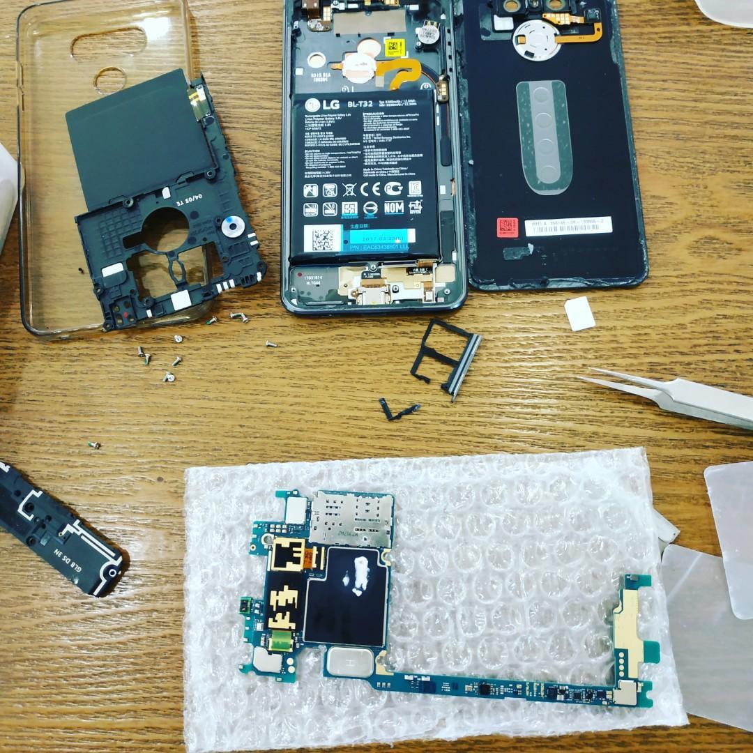 Lg G6手機維修
