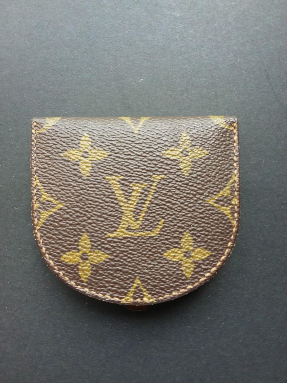 Livraison gratuite dans le monde entier bonne vente de chaussures offres exclusives Louis Vuitton Porte-Monnaie Cuvette (Change Purse)