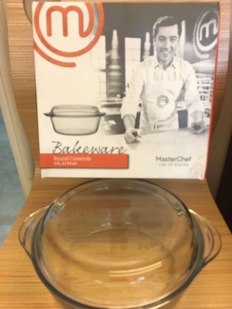 Master chef 玻璃碗