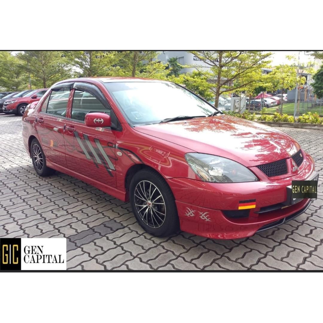 Mitsubishi Lancer • Grab Gojek Ryde Tada & Non PHV Car Rental