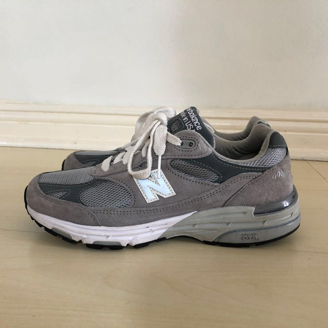 new style 89393 41835 New Balance 993 - Gray on Carousell