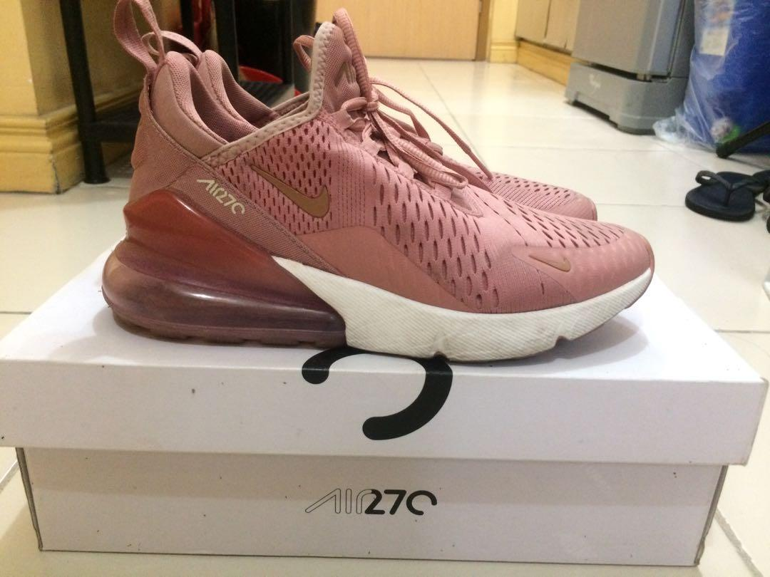 outlet store 584f6 d6c4a Mark Down❗️Nike Air Max 270 RG - (Rust Pink / Salmon) on ...