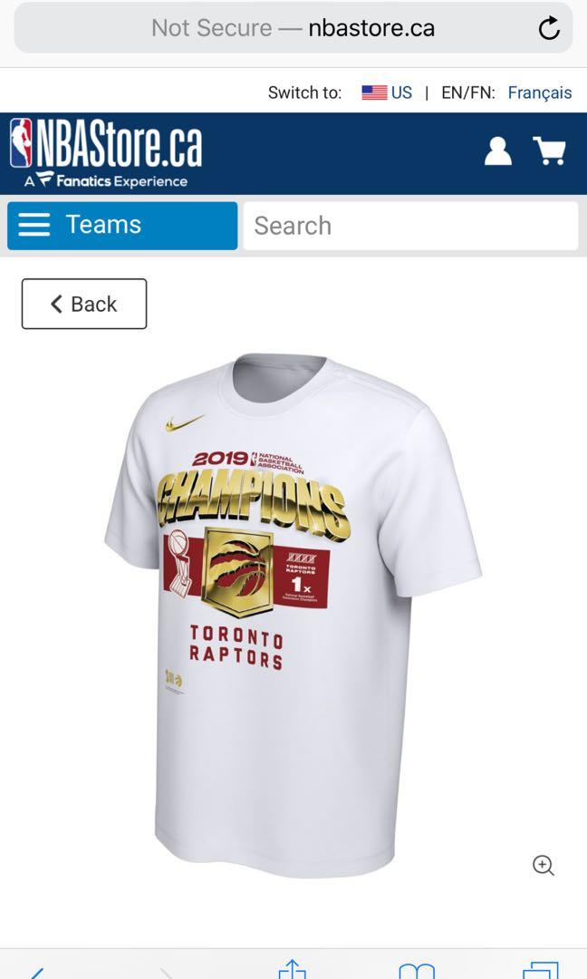 Nike Toronto Raptors Locker Room T-Shirt
