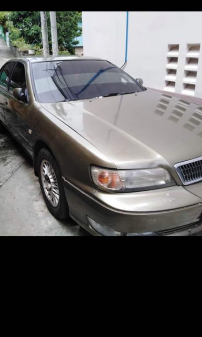 Nissan Cefiro 1998