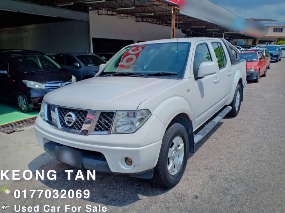 NISSAN NAVARA 2.5AT 2014TH🎉Johor Plate OfferPrice!! Rm43,800💲Monthly Rm520 Only!! Call📲Keong🤗 LowestPrice InJB🎉