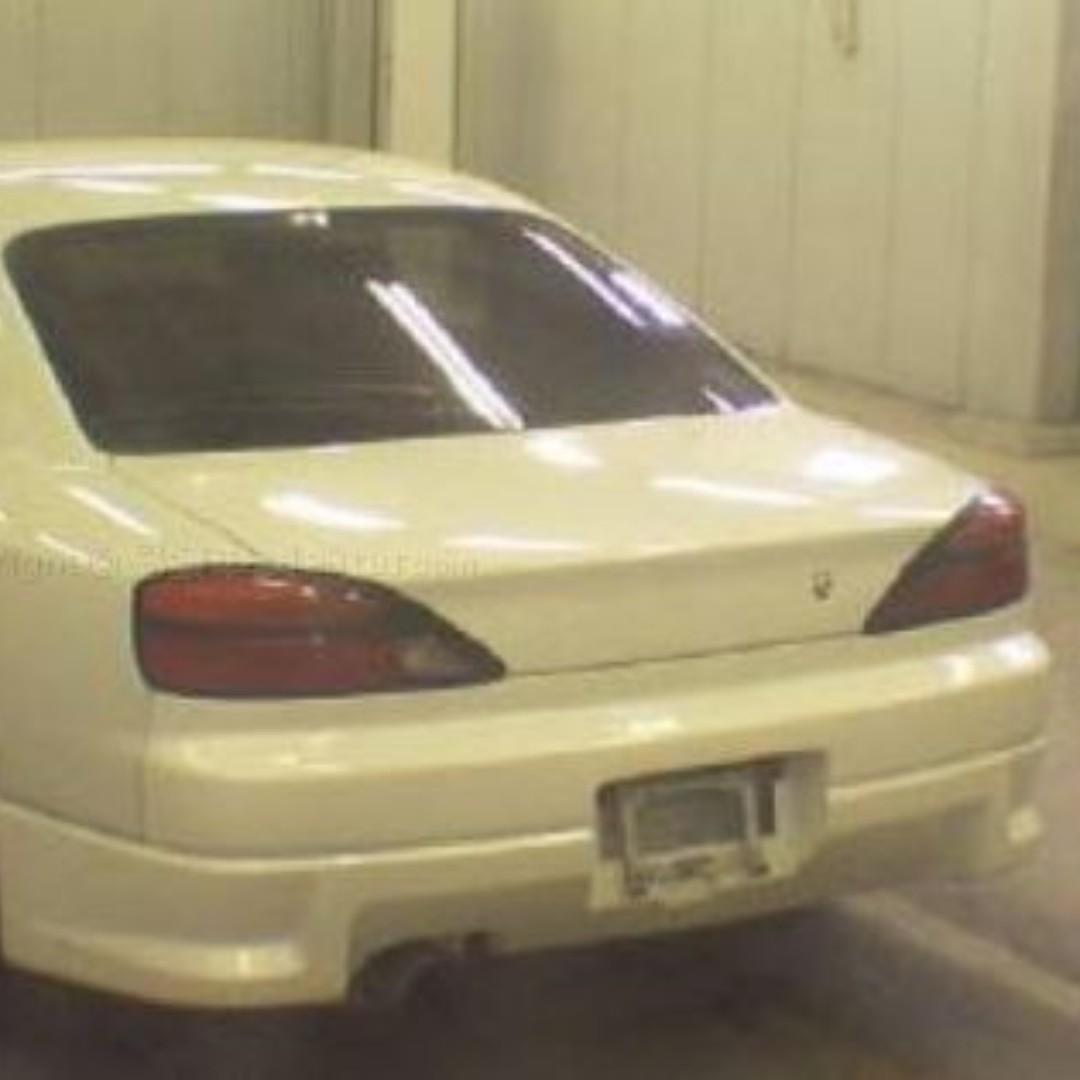 NISSAN SILVIA S15 SPEC R 1999