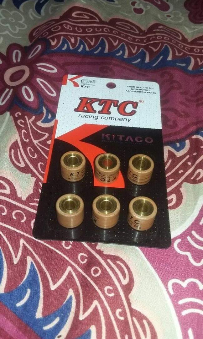 Preorder KTC Roller 8 9 10 11 and 13 grams on Carousell