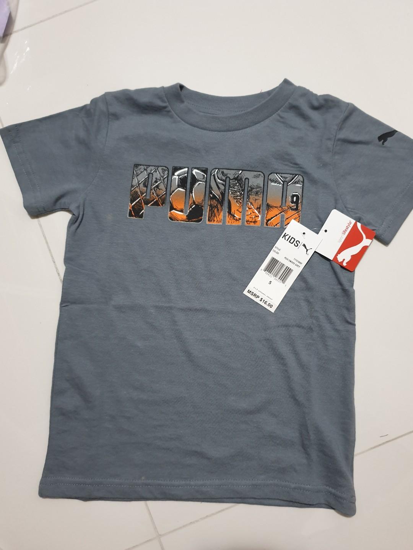Puma T Shirt boy