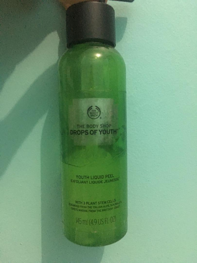 The Body Shop Drop Of Youth & Vitamin E